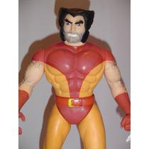 Wolverine Figura De 15 Inch Articulada Buen Estado 1991