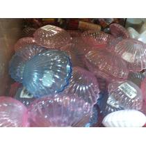 Conchas De Plástico 9x9
