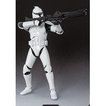 Star Wars Clone Trooper Fase 1 Ataque De Los Clones Bandai