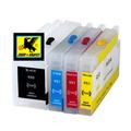 Cartuchos Recargables Compatibles 950 ,951 Para Hp8100,8600