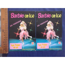 Barbie On Ice,propaganda 90´s