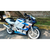 Motocicleta Suzuki Gsx-r600 Modelo 1999