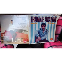 Frankie Avalon Importado Disco De Acetato