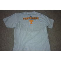 Adidas Volunteers Go To Tee Playera Tennessee Ncaa Ss Nueva