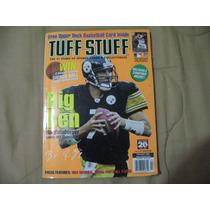 Revista Guia Tarjetas Coleccionables Tuff Stuff Febrero 2005