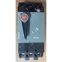 Interruptor Termomagnetico Federal Pacific 70 A Trifasico