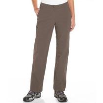 Pantalón Outdoor Para Mujer L.l. Bean Montañismo Talla 18=xl