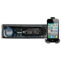 Estereo Dual Am/fm Cd Mp3 Auxiliar Usb Control Kit P/celular