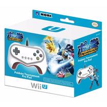 Control Hori Pokken Tournament Pro Pad - Wii U Fgk Msi