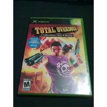 Total Overdose Gunslinger Tale In Mexico Xbox Seminuevo
