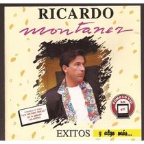 Ricardo Montaner Exitos Y Algo Mas Cd 1a Ed 1994 Au1