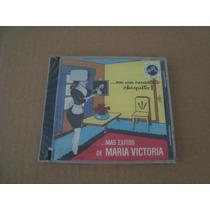 Cd Nuevo Maria Victoria Balada Mujeres Coleccion Rca