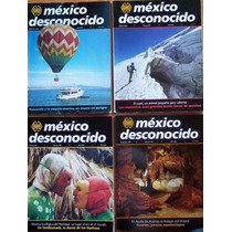 Revista México Desconocido: 1990-1999 Al Mejor D Los Precios