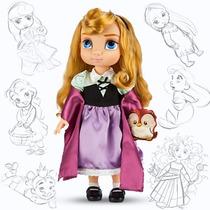Disney Store Muñecas Animators Aurora Bella Original
