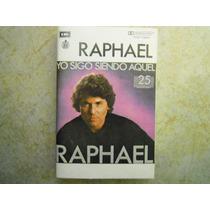Raphael Casette Yo Sigo Siendo Aquel