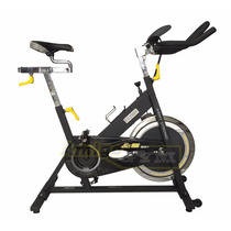 Bicicleta Spining Us Army Strong Fija Disco 17 Kg C/pantalla