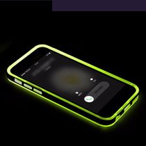 Case Luz Led Flash Bumper Iphone 6 6s Plus Parpadeante Nuevo