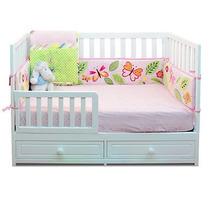 Cuna Convertible 3 En 1 Afg Furniture Modelo Athena