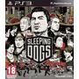 Sleeping Dogs Con Dlc Ps3