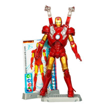 Marvel Avengers, Iron Man 2, Mark Iii, 03 Con Armadura, Mn4
