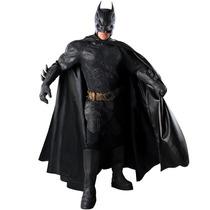 Disfraz Batman Dark Knight Profesional Adulto Talla M Mmu