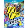 Just Dance Disney 2 Wii U Nintendo Sellado Nuevo En Caja