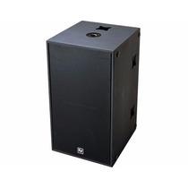 Electro-voice Qrx-218s 18 Subwoofer 1200 Watt 133 Db