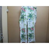 Pantalon Estampado Tommy Hilfiger Tallas Extras Dama 22w 48