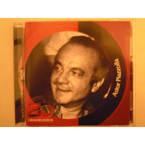 Astor Piazzolla Cd 20 Grandes Exitos Made In Argentina Semi