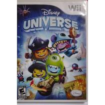 Wii Disney Universe $320 Pesos - Seminuevo - Vendo / Cambio