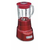 Licuadora Cuisinart Spb-600mr Poder Inteligente Rojo Metal