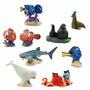 Envio Inmediato Figurines Disney Store Buscando A Dory Nemo