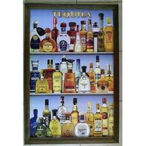 Cuadro Grande Nuevo Tequilas Bpr