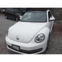 Volkswagen Beetle 2p Sport Tiptronic 2.5l Q/c 2012