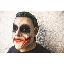 Joker Heath Leger Mascara Batman Guason Caballero D La Noche