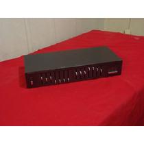 Technics Ecualizador Modelo Sh-8025 7 Bandas Por Canal.