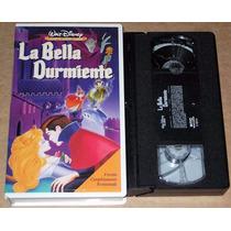 La Bella Durmiente Vhs En Español Version Edmundo Santos Bvf