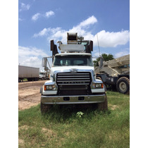 Grua Titan 30 Ton, Manitex 124sx, Ano 2008, Boom Truck,