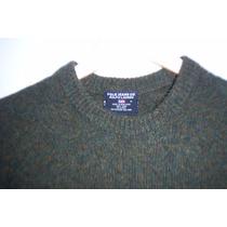 Sweter Para Niño Polo Ralph Lauren T-m Verde Muy Bonito