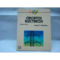 Joseph A. Edminister, Circuitos Electricos, 2a. Ed., Mc Graw