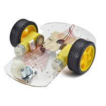 Chasis Robot Seguidor De Linea Robotica Arduino Pic By Siet