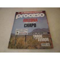 Proceso - Arizona Territorio Del Chapo #1749 Mayo 2010