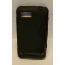 Funda Protectora Tpu Motorola Motosmart Plus Xt615 Negro