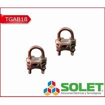 Conector Mecánico Varilla A Cable Tgab18 Total Ground