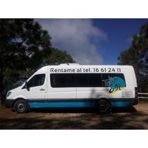 Renta De Autobuses Y Camionetas Sprinter Daa