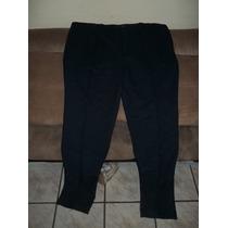 Pantalones Talla 58 Reebok Casuales Azul Marino