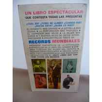 Libro Records Mundiales 1974 Norris Y Ross Mcwhiter