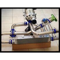 Kit Supercargador Eaton M62 Motores 2.4 A 4.0 - 40%-45% + Hp