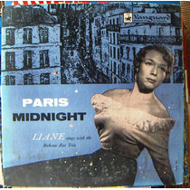 Aleman, Liane, Paris Midnight, Lp 10´, Mmu