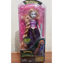 Muñeca Princesa Disney Zombie Rapunzel Disney Famosa Monster